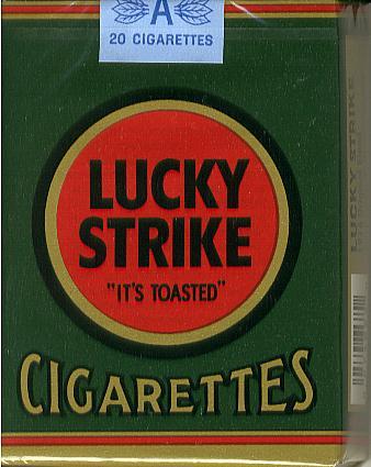 タバコパッケージのコレクションです 555 Al Capone Sweets Alex